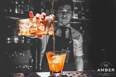 fashioned contrast (Mr.D413) Tags: cocktail bartender bartenderlife coctel oldfashioned ronfashioned barman bar photography contrast desaturated rosario argentina