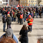 Manifestation, Belfort, 22 Mars 2018 thumbnail