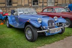 Classic Vehicle Show. Attingham Park, Shrewsbury. Shropshire (Digidiverdave) Tags: cars classiccars davidhenshaw motorcar panasoniclumixz1000 sportscar henshawphotographycom transport vehicle panther