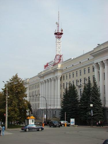 Здание РЖД ©  ayampolsky