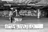The Hated (daveseargeant) Tags: london skateboard skateboarders southbank leica x typ 113 monochrome white black street grafitti