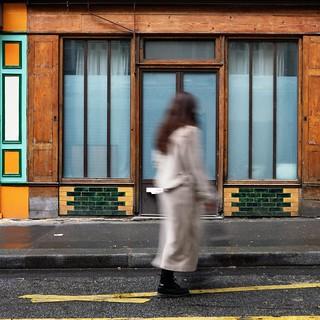 Frames  ( blur walkers )