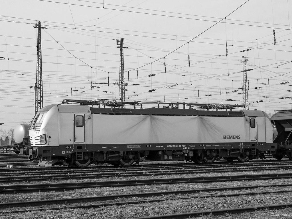 PCW 193 820 (Márton Botond) Tags: pcw siemens vectron 193 br193 class193  locomotive