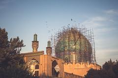 Moschee (ullli23) Tags: iran isfahan esfahan moschee persien reisen canon