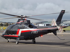 F-HOLY Agusta Westland AW109SP Helicopter Private (Aircaft @ Gloucestershire Airport By James) Tags: gloucestershire airport fholy agusta westland aw109sp helicopter private egbj james lloyds