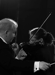 Theodore Kuchar and Corey Cerovsek (Collegium Musicum Lviv) Tags: ukrainian festival orchestra organhall collegiummusicum classic concertcotography
