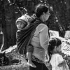 -c20180312-810_6976 (Erik Christensen242) Tags: vietnam khanhhoa family chldren mother bw monochrome street