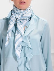 River Woods n°320 (Blouse et Foulard 2) Tags: blouse foulard river woods silk scarf