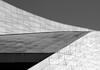 Architectural Lines (robin denton) Tags: liverpool merseyside architecture modernarchitecture museum building blackwhite blackandwhite bw monochrome museumofliverpool