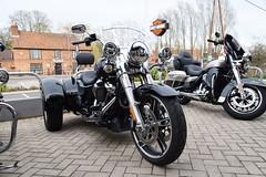 DSC_8940 Harley-Davidson Trike (PeaTJay) Tags: nikon american usa classic sports racing motorcycles bikes reading berkshire harleydavidson