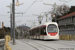 I_B_IMG_8485 (florian_grupp) Tags: asia china train railway railroad passenger electric beijing tram bagou fragranthills xijiao botanicalgardens siemens lrt haidian
