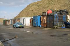 Harbour Blue (syf22) Tags: porscheclubgb region2 pcgbr2 porsche german car vehicle motor motorcar auto autocar sport flat6 rearengine scotland crudenbay porterroll harbour 911 997 carrera4 gts