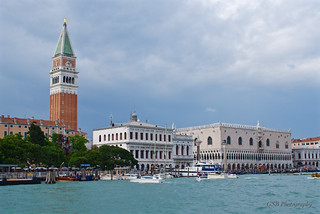 Piazza San Marco from the Grand Canal, Venice