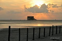 Sundown (RolandD.) Tags: nordsee