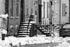After the Storm: Albany Drive About - South End Albany (Adventure George) Tags: acdseepro albany albanycounty americancity city march nature newyorkstate newyorkstatecapital nikond750 northamerica outdoor photogeorge photoshoot snow snowstorm upstatenewyork urban urbanscene us usa weather winter winterscene newyork unitedstatesofamerica blackandwhite bw monochromephotography monochrome stairs