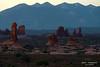 Dawn at Arches (Marc Haegeman Photography) Tags: archesnationalpark utah arch landscapephotographybymarchaegeman landscape nature moab usa nikond750 marchaegemanphotography scenic outdoor southwest americansouthwest lasalmountains