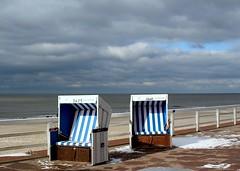 Ein Platz an der Sonne. (♥ ♥ ♥ flickrsprotte♥ ♥ ♥) Tags: sylt westerland nordsee urlaub 2018 strandkörbe
