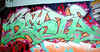 Desta (DestaOne) Tags: crib graffiti desta destaone hornsby art tuxanspray tuxan krylon sydney spraypaint staterailauthourity cityrail grafcazza character westleigh newtown belton customcaps graffiticaps nike discocastle northbondi kittydisco