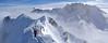Summit ridge (Alpine Light & Structure) Tags: switzerland schweiz suisse snow skitour winter alps alpen alpes graubünden grialetsch pizgrialetsch