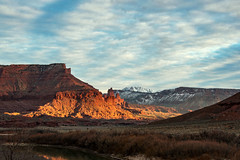Fisher Towers (garshna) Tags: river coloradoriver fishertowers moab landscape nikon nature