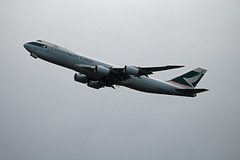 CPA3281 (planephotoman) Tags: boeing boeingcommercialairplanes 747 748 7478f 747800 747867 747867f bljb cathaypacific cathaypacificcargo cpa3281 laxpdxhgk pdxcargoops cargoflight pdxaircraft portlandinternationalairport pdx kpdx