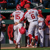 Texas - Game 2-27 (Rhett Jefferson) Tags: arkansasrazorbacksbaseball caseymartin hunterwilson texaslonghornsbaseball