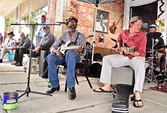 Blues - R L Boyce at Juke Fest, Clarksdale~ WATCH: (Shein Die) Tags: blues rlboyce fest clarksdale juke livemusic music