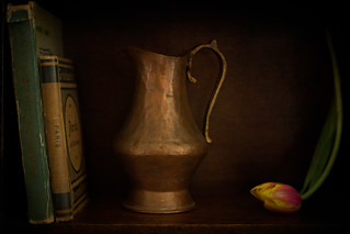 Still Life with Copper Pitcher