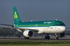 EI-DVG / Airbus A320-214 / 3318 / Aer Lingus (A.J. Carroll (Thanks for 1 million views!)) Tags: eidvg airbus a320214 a320200 a320 320 3318 cfm565b4p aerlingus achr 4ca63a london gatwick egkk lgw