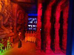En la Pagoda de Trichendur India diorama momentos vida de San Francisco Javier Museo Castillo Navarra (Rafael Gomez - http://micamara.es) Tags: en la pagoda de trichendur india diorama momentos vida san francisco javier museo castillo navarra