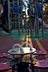 Playground (David Bertholle) Tags: playground aire jeux light sunset sunbeam nikon d7200 colors