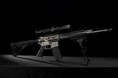 CA-15 (It's my whole damn raison d'etre) Tags: gun control ar15 assault rifle studio strobe flash nikon alex erkiletian christensen arms ca15