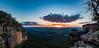 Mount Blackheath Sunset, Blue Mountains. (Buddy Patrick) Tags: view views lookout nature wilderness sunset mountain mountains history historic heritage aboriginal indigenous native blackheath mountblackheath bluemountains newsouthwales australia