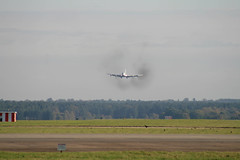 LX-N20199 B.707-329C NATO (ChrisChen76) Tags: mildenhall b707 b707329c nato otan luxembourg