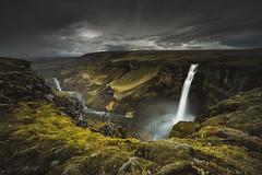Háifoss (Malaussena benoit) Tags: malaussenabenoit islande iceland cascade waterfall nisi laowa canon landscape haifoss