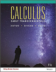 Test Bank and Solution Manual Calculus Early Transcendentals, Binder Ready Version, 11th Edition Anton, Bivens, Davis (student.savere) Tags: test bank solution manual calculus early transcendentals binder ready version 11th edition anton bivens davis