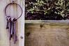 Keyed Up! (BGDL) Tags: lightroomcc nikond7000 bgdl urban afsnikkor18105mm13 garden fence gardendecoration keys weathered thebeautyofrust week11 weeklytheme flickrlounge 52in2018challenge 38somethingwithrust