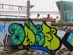 graffiti amsterdam 2006 (wojofoto) Tags: graffiti amsterdam streetart nederland netherland holland wojofoto wolfgangjosten oase