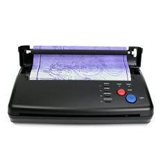 100-240V Tattoo Thermal Stencil Maker Copier Transfer Printer Flash TattooTransfer Copier Machine (1246312) #Banggood (SuperDeals.BG) Tags: superdeals banggood electronics 100240v tattoo thermal stencil maker copier transfer printer flash tattootransfer machine 1246312