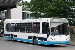 X685 REC (Cumberland Patriot) Tags: tyrer bus daf sb200 elc east lancs myllenium x685rec low floor route 211 preston chipping lancashire public transport derv diesel engine road vehicle