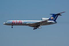 RA-85746 - KMV Kavminvodyavia - Tupolev Tu-154M (5B-DUS) Tags: ra85746 kmv kavminvodyavia tupolev tu154m t154 pfo lcph paphos pafos international airport aircraft airplane aviation flughafen flugzeug cyprus planespotting plane spotting