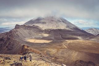 Tongariro Alpine Crossing, North Island, New Zealand