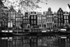 Homes  _DSC2118-Editar (Elbier Minks) Tags: amsterdam bn bw houses homes water casas agua barcos botes canal canales