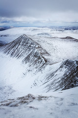Cribyn (Rich Walker75) Tags: cribyn brecon mountain landscape landscapes landscapephotography snow winter wales greatbritain landmark canon eos100d efs1585mmisusm eos