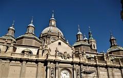 Torres - El Pilar de Zaragoza. (Eduardo OrtÍn) Tags: basílica elpilar zaragoza torres aragón