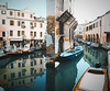 (Babette VM) Tags: venice venetie italy citytrip love europe europetour vacation vakantie vakance girl boy water building sky reflect city boat