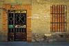 CASA RECTORAL (69/365) (Walimai.photo) Tags: puerta door ventana window metal ladrillo brick casarectoral rector house