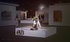 """le Penseur ... ( P-A) Tags: lesrencontresdelaphotographie visite artistes rencontres photographes créateur penseurs expositions visiteurs touristes salles montres décors photos simpa© unlimitedphotos """"nikonflickraward"""""""
