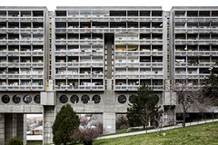 Rozzol Melara housing complex. (Stefano Perego Photography) Tags: stepegphotography stefano perego building residential social housing complex facade concrete brutalism brutalist modernism modernist modern architecture design utopia trieste italia italy quadrilatero