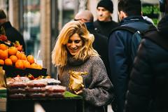 Dragon fruit (Leo P. Hidalgo (@yompyz)) Tags: london city soho bea blonde portrait